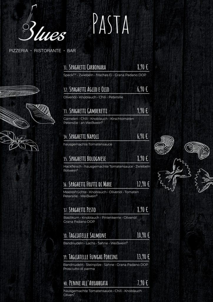 Speisekarte 4-1 klein