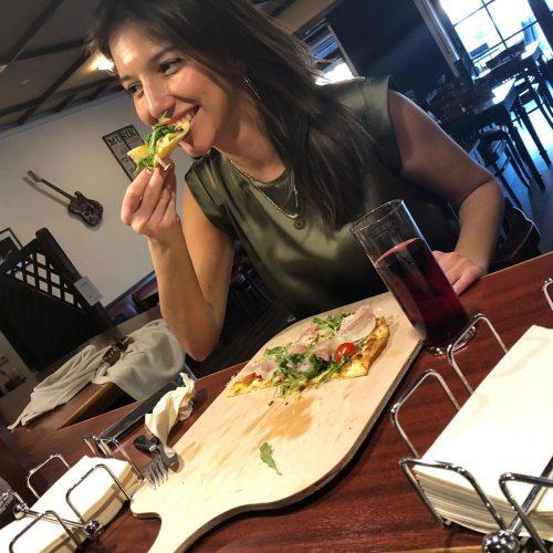 Tagesmenü Blues Cafe Restaurant Flammkuchen 2